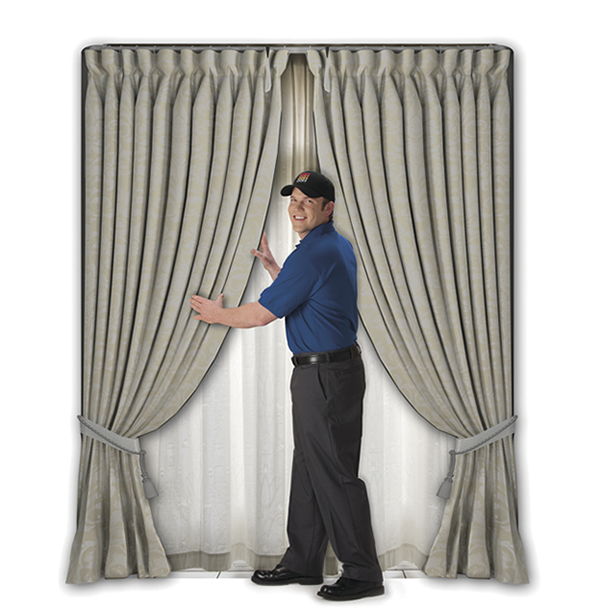 Drapery and Blind Cleaning